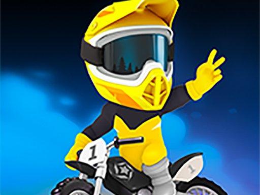 Juega Moto Rush juego