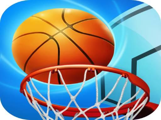 Juega Basketball Throw juego