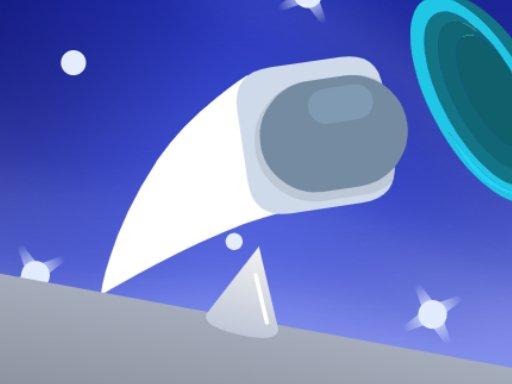 Juega Space Platformer juego