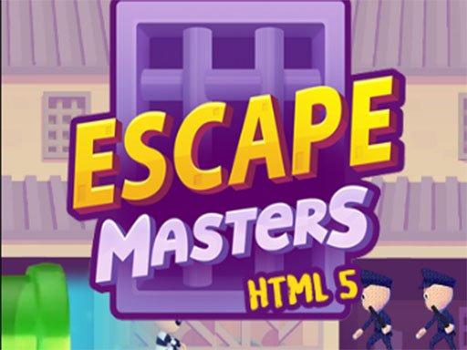 Juega Escape Masters juego