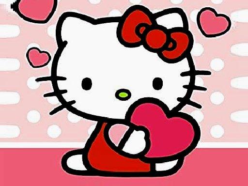 Juega Hello Kitty Spot the Difference juego