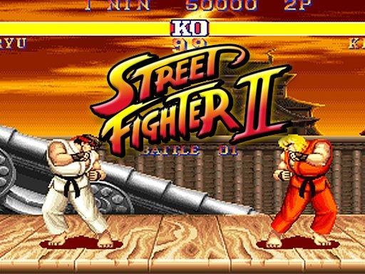 Juega Street Fighter 2 Endless juego