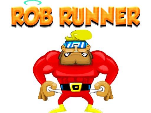Juega Rob Runner juego