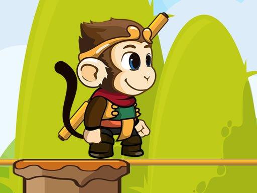 Juega Monkey Bridge juego