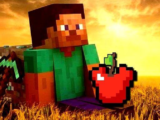 Juega Minecraft Apple Shooter juego