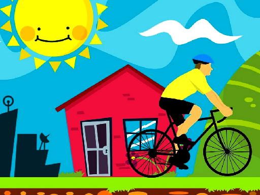 Juega Bicycle Drivers Puzzle juego