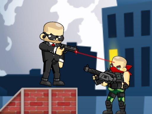 Juega Mr Secret Agent juego