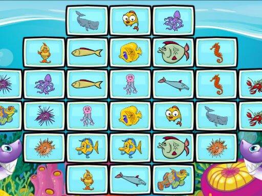 Juega Fish Mahjong juego