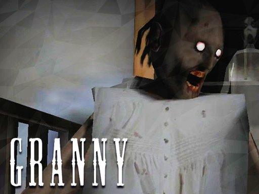 Juega Granny Cursed Cellar juego