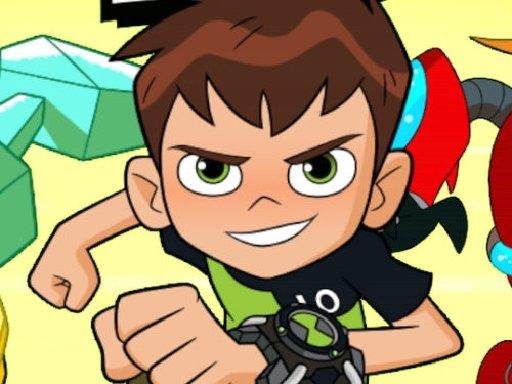 Juega Ben10 Jumping Challenge juego