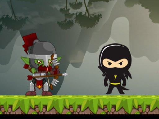 Juega Ninja Rex juego