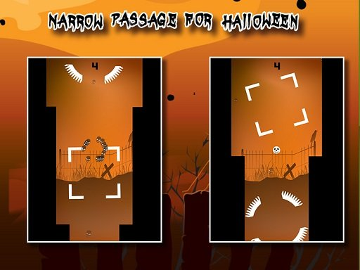 Juega Narrow Passage For Halloween juego