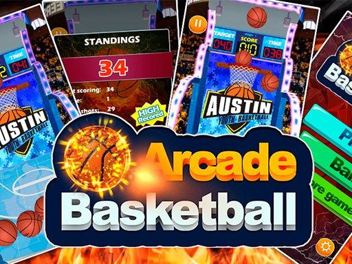 Juega Arcade BasketBall juego