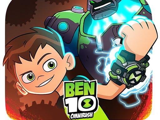 Juega Ben10 Omnirush juego