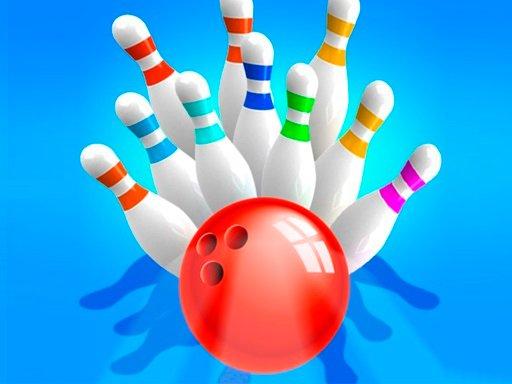 Juega Bowling Hit 3D juego