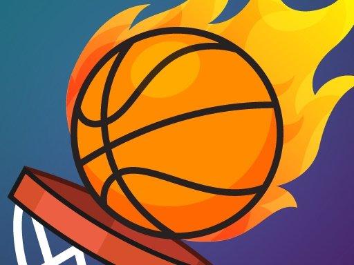 Juega Basketball Run Shots juego