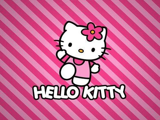 Juega BTS Hello Kitty Coloring juego