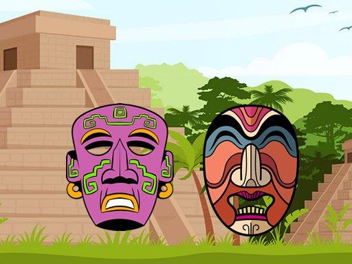 Juega Ancient Aztec Coloring juego