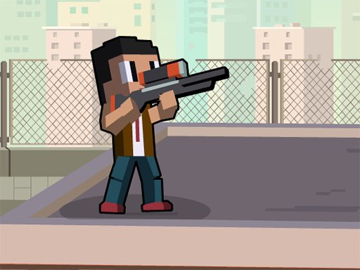 Juega Rooftop Shooters juego