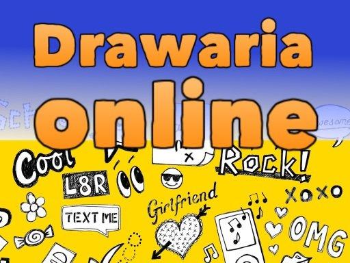 Juega Drawaria.online juego