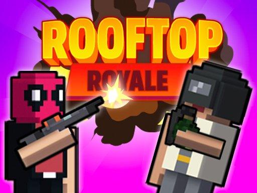 Juega Rooftop Royale juego