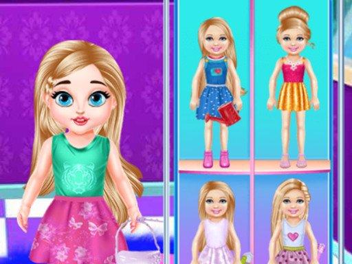 Juega Baby Taylor Love Barbie Doll juego