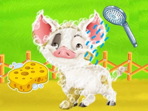 Juega Baby Taylor Farm Tour Caring Animals juego