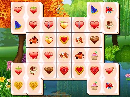 Juega Valentines Day Mahjong juego