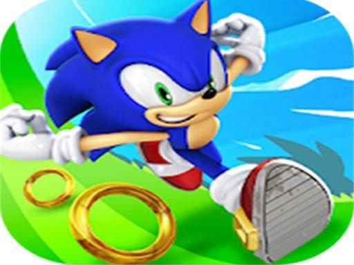 Juega Sonic Run juego