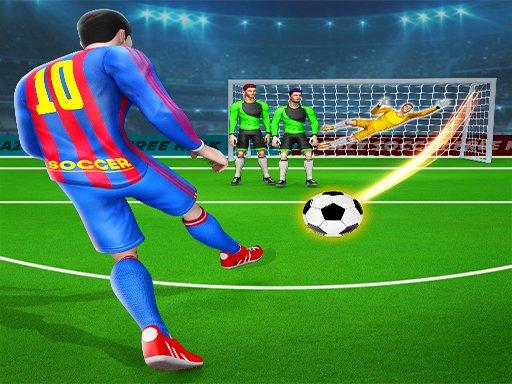 Football Strike Penalty – Soccer