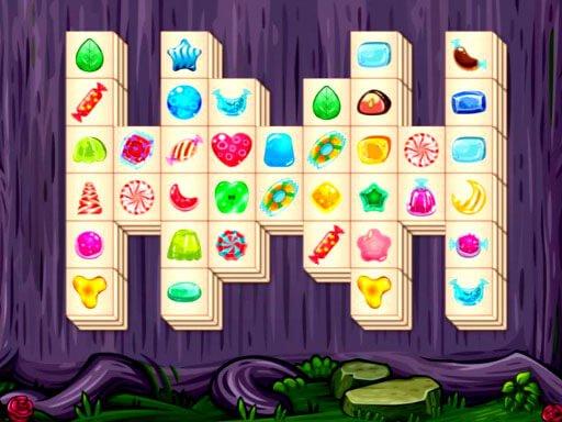 Juega Candy Mahjong juego