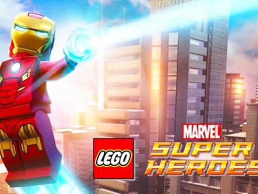 Juega Lego Iron Man juego