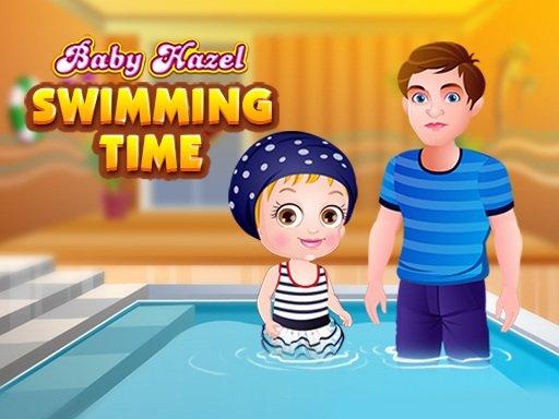 Juega Baby Hazel Swimming Time juego