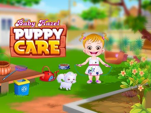 Juega Baby Hazel Puppy Care juego