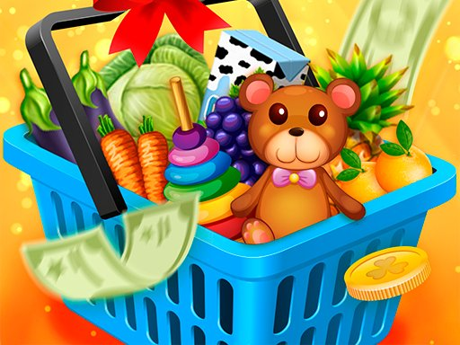 Juega Kids Go Shopping Supermarket juego