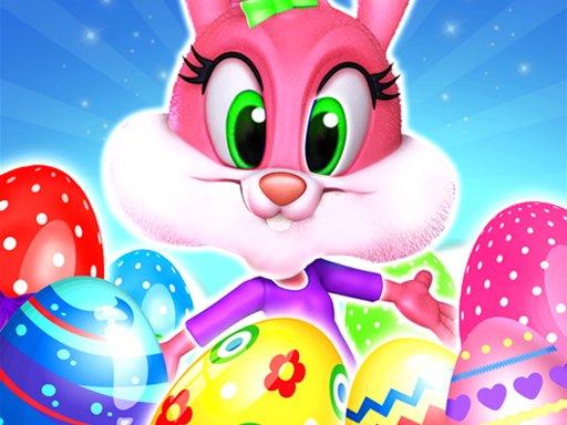 Flying Easter Bunny 1