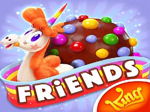 Play Candy Crush Friends Saga Game