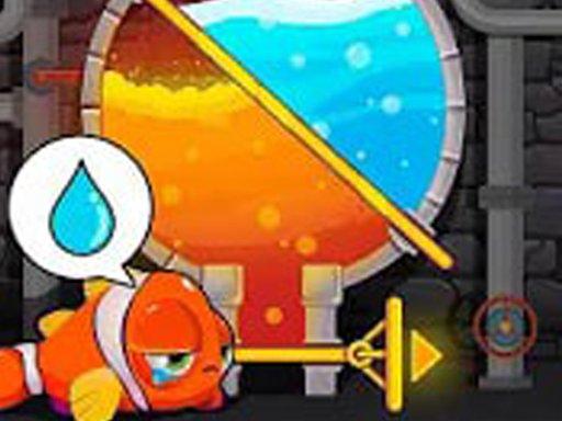 Juega Water Puzzle-Pull The Pin juego