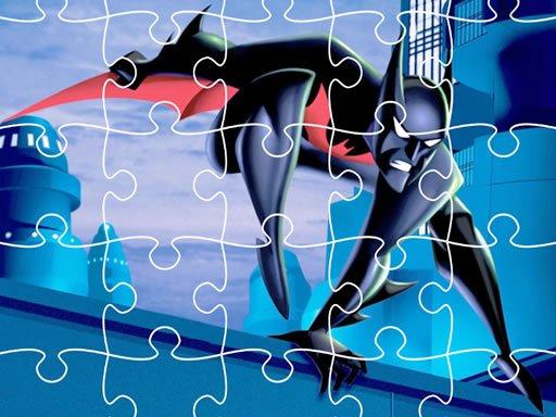Juega Batman Jigsaw Puzzle juego
