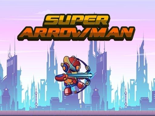 Juega Super Arrowman juego