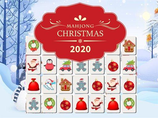 Juega Christmas Mahjong Connection juego
