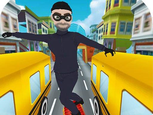 Juega Robbery Bob Subway Mission juego