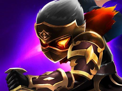 Juega Stickman Strike: Shadow Warriors juego