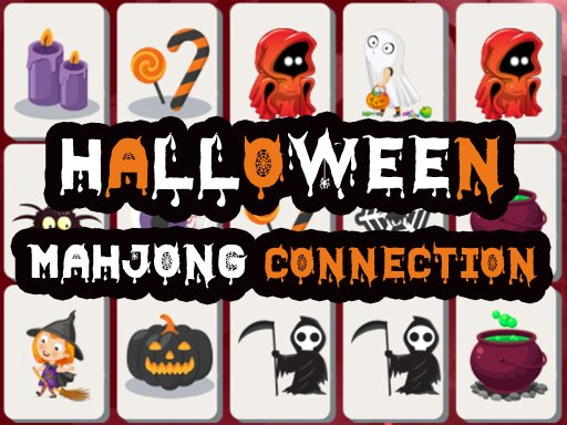 Juega Halloween Mahjong Connection juego
