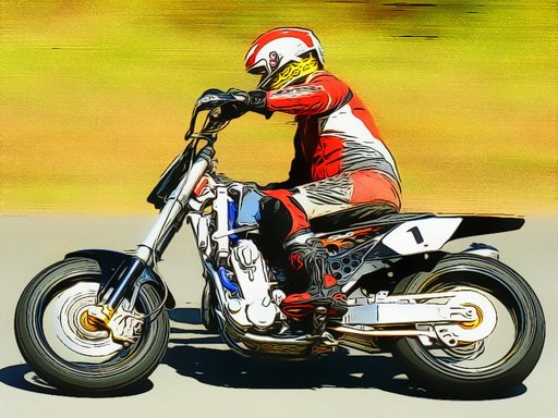 Juega Motorbike Racers juego