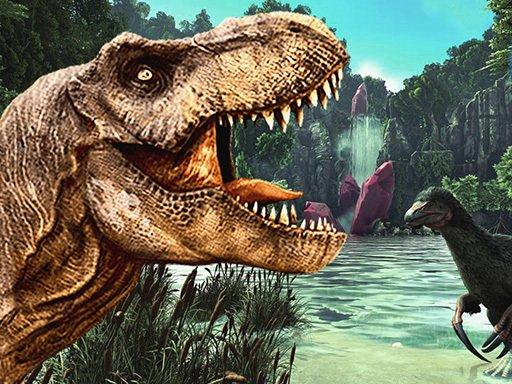 Juega Dinosaurs Hunt juego