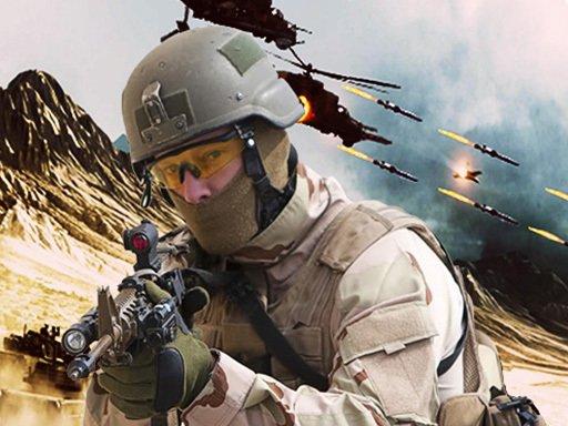 Juega Modern Commando Combat juego