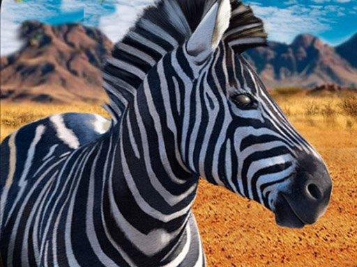 Juega Zebra Hunter Sniper Shooting juego