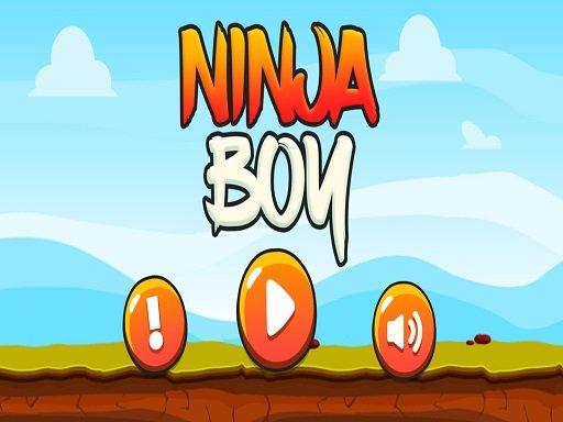 Juega Ninja Boy juego