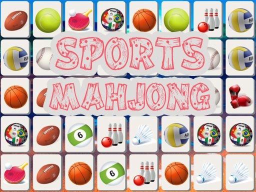 Juega Sports Mahjong Connection juego